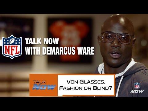 Von Miller has 60 Pet Chickens, Trash Talks Antonio Brown | Talk NOW with DeMarcus Ware