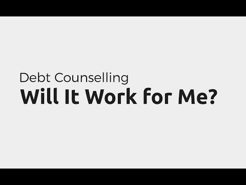 Debt Counselling: Will It Work for Me?