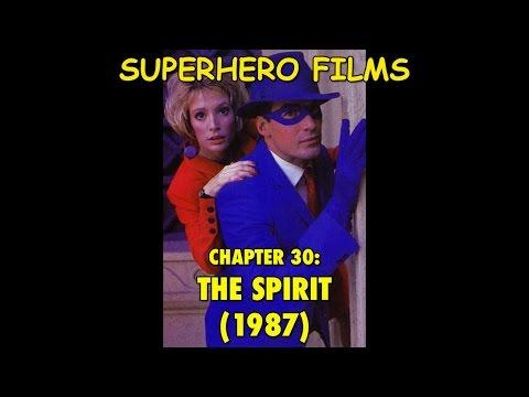 Superhero Films - The Spirit (1987)