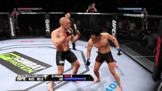 UFC I Beat Bruce Lee!