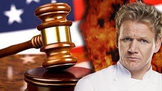 YTP ITA - Gordon Ramsay ha problemi con la legge