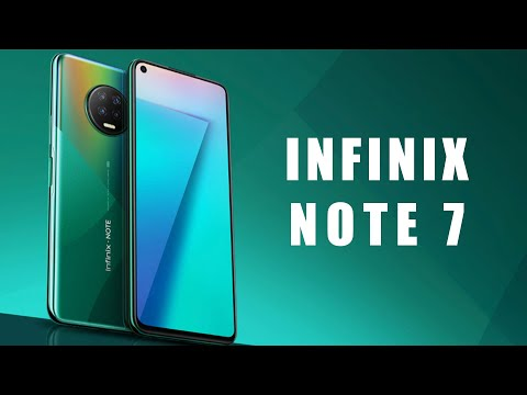 Infinix Note 7 Review (Specs Overview) vs. Note 7 Lite - [English]