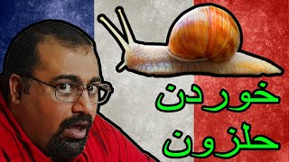 Escargot -حلزون خوردنی