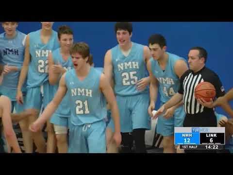 Full game replay of Northfield Mount Hermon's 82-55 victory vs. Link Year Prep