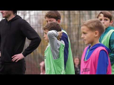 Футболісти «Інгульця» провели майстер-клас для дітей