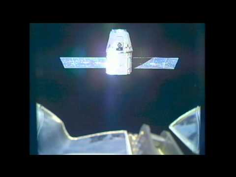 Space Station Live: Optical Communication From Space