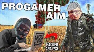 » PROGAMER AIM! « Hacker Analyse mit Detective-dye7!  - Solo 10+ Kills! 🐱 💻