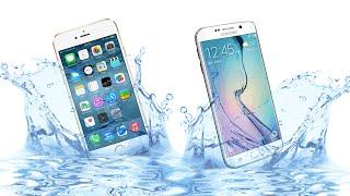 Hacer Cualquier Smartphone o Tablet Resistente al Agua