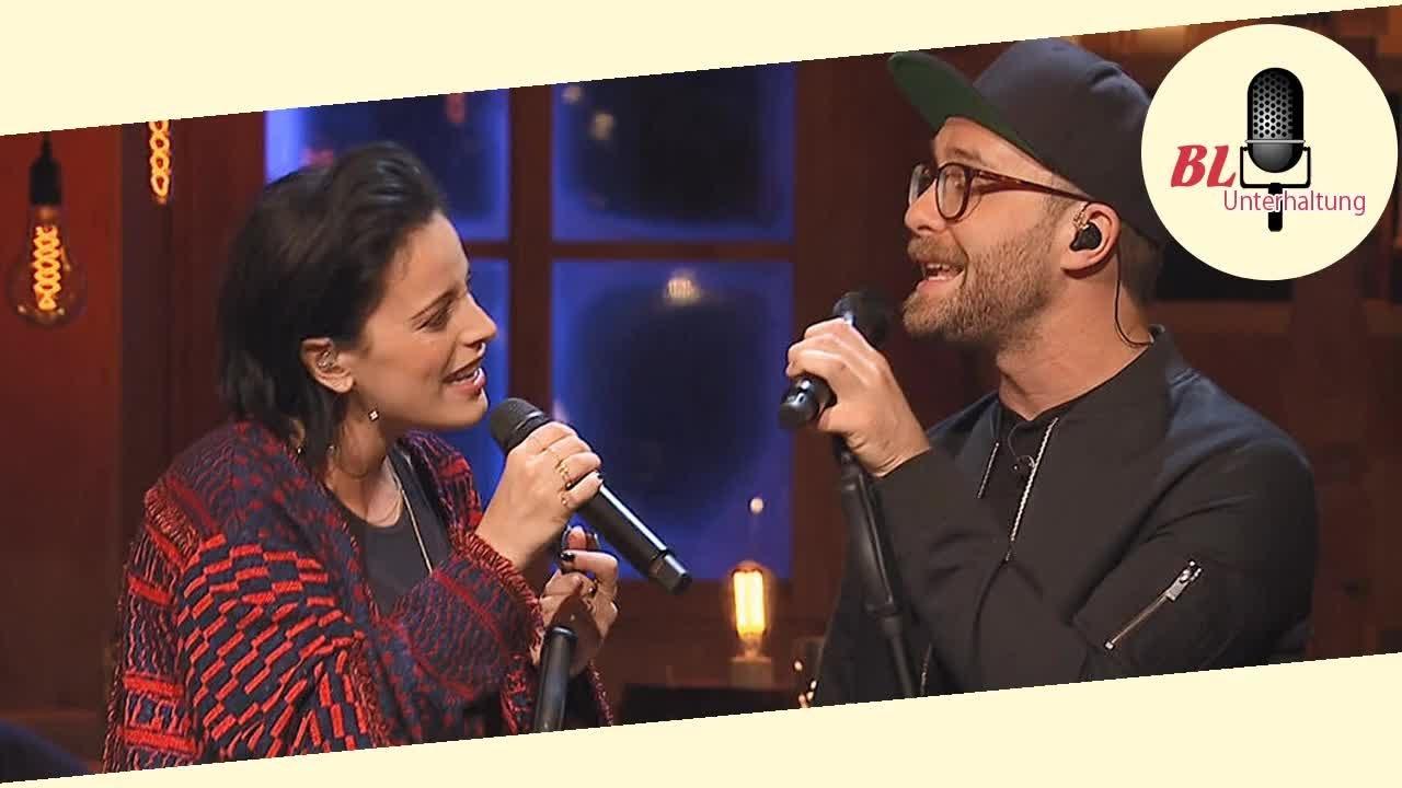 Sing Meinen Song 2017 Stefanie Kloß Und Mark Forster Begeistern Mit