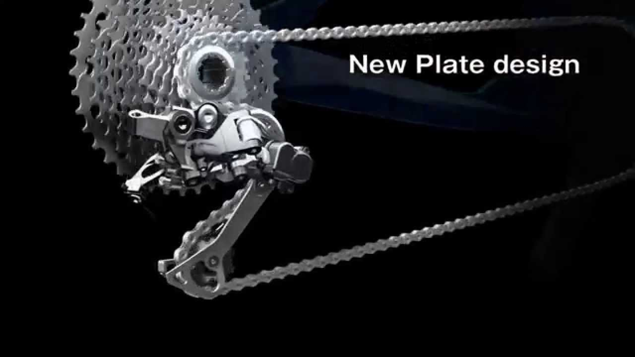 GS Type Shimano Spares RD-M9000 XTR Inner Plate