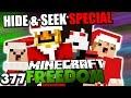 VERSTECKEN SPIELEN IM DORFD! - HIDE AND SEEK SPEZIAL! ✪ Minecraft FREEDOM #377 | Paluten