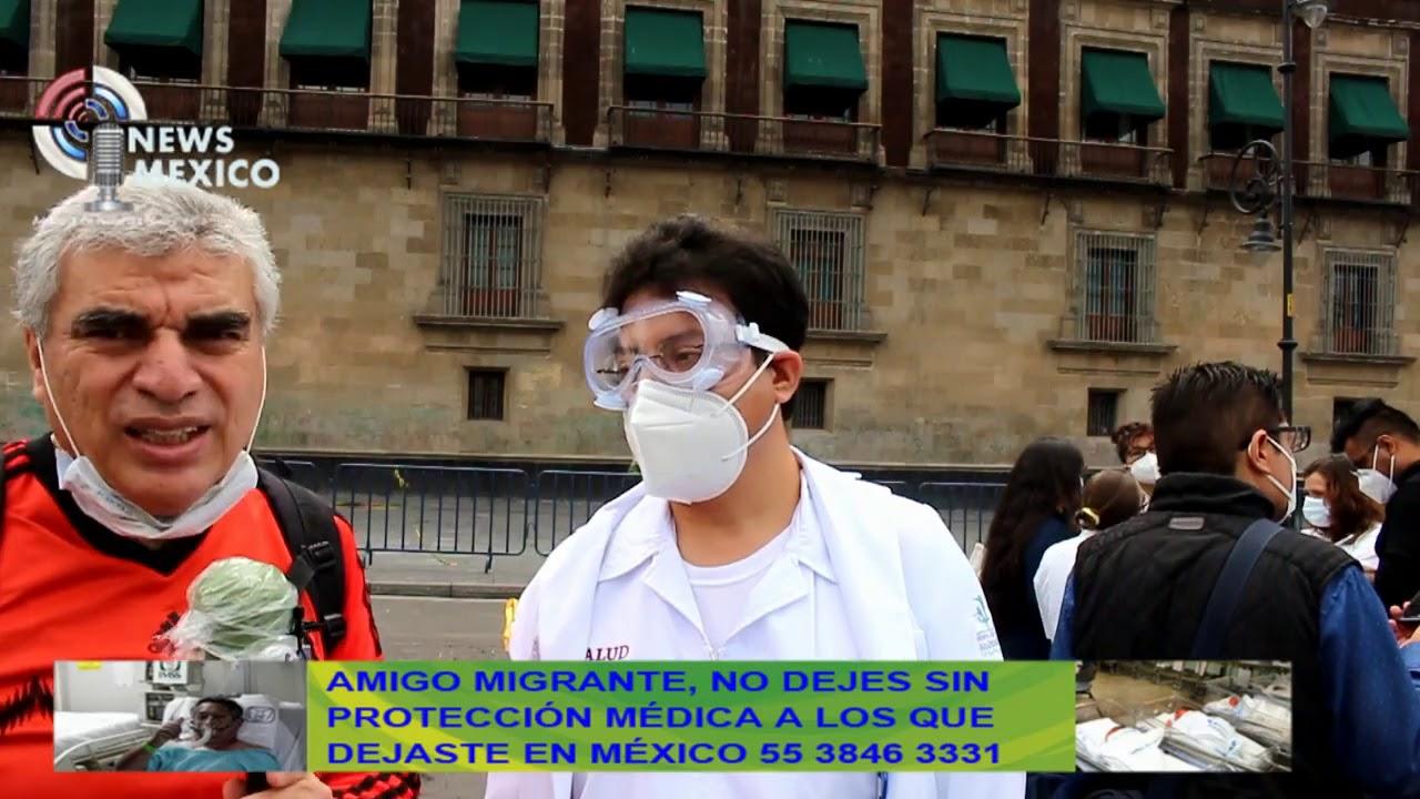 En plena pandemia, por berrinche de hija de político meten a la cárcel a  médico, gremio protesta