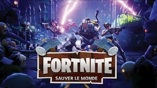 FORTNITE / I HAVE THE MODE SAUVER THE WORLD FOR FREE!
