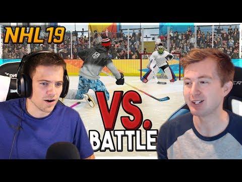 NHL 19 THREE'S BATTLE VS. TACTIXHD