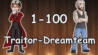 Das Traitor Dreamteam Gränz & Dhalucard (Folge 1-100) - Best of Dhalucard