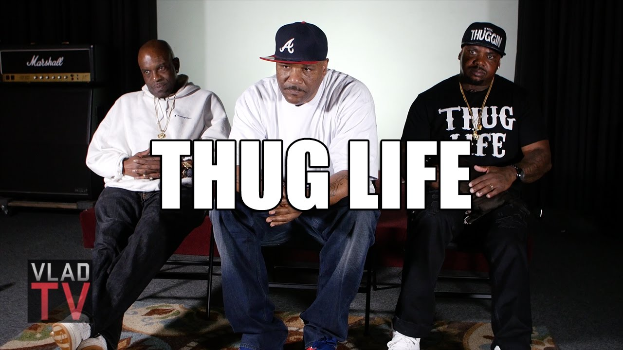 RIP Big Syke: His Last Interview with Thug Life on Police ...