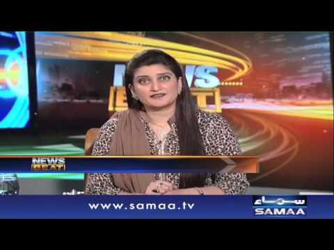 Kaun hai ye uzair baloch - Paras Jahanzeb - News Beat