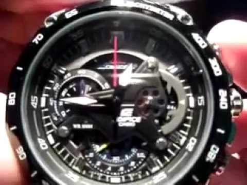 b66347dc9f7 Relógio CASIO Edifice Red Bull EF-550RBSP-1A - YouTube