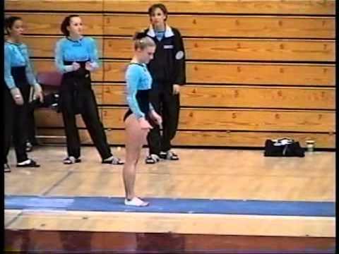 Kristin Parker - 2001 UCLA @ Stanford Vault