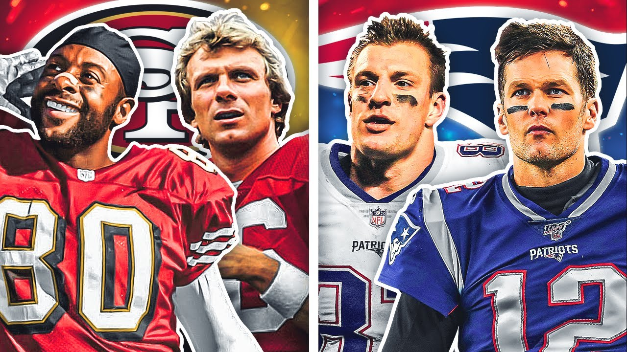 Greatest QB-Receiver Duos In NFL History