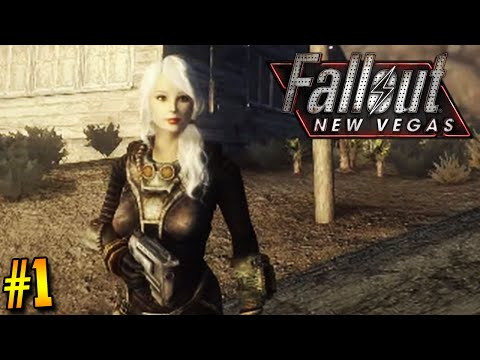 "[Road to Fallout 4] Fallout: New Vegas - Gameplay en Español (#1): ""Goodsprings"""