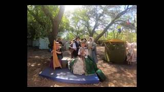 Last Day for the 2019 Bay Area Renaissance Festival
