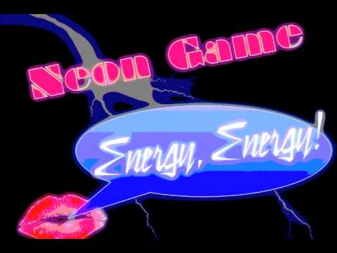 Hi-Nrg  - NEON GAME - Energy, Energy (Another version) - 2012.