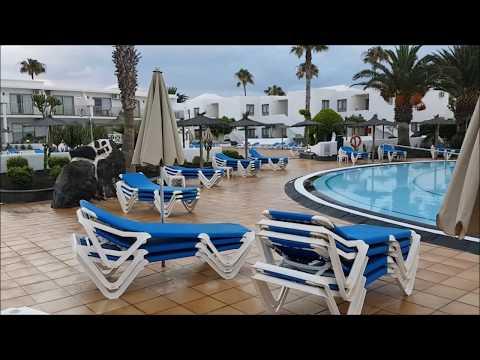 Floresta Hotel - Puerto Del Carmen - Lanzarote - Hotel Tour