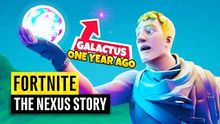 Fortnite Nexus Storyline Explained | The story so far...