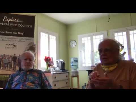 CWA History of Calaveras Wine Interview Series Session #8