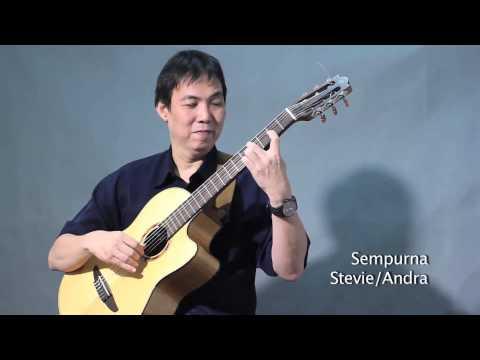"Jubing -""Sempurna""  (Stevie/Andra)"