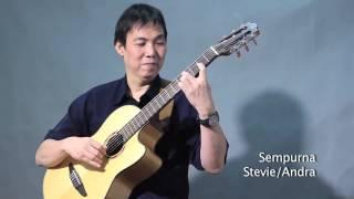 """Sempurna"" (Stevie/Andra) - Jubing Kristianto"