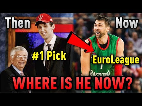 Where Are They Now? ANDREA BARGNANI (2006 #1 Pick)