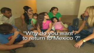 CNN: Immigrants pay to return to Mexico