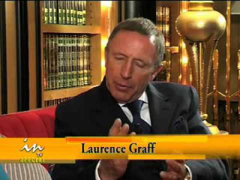 AME Interviews Laurence Graff