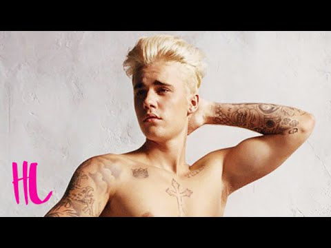 Justin Bieber Does Raciest Photo Shoot Ever With Kendall Jenner