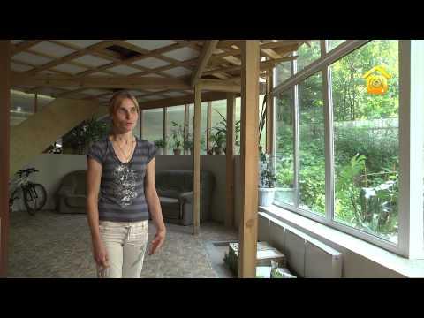 видео: Нестандартный энергоэффективный дом // forumhouse