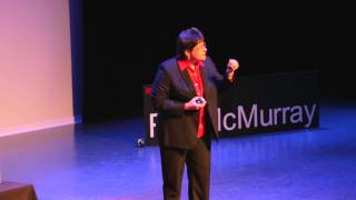 Breastfeeding & the Modern Woman: Remember Your Cave Woman | Vilia Tosio | TEDxFortMcMurray