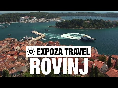 Rovinj (Croatia) Vacation Travel Video Guide