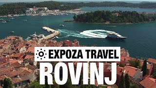 Rovinj (Croatia) Vacation Travel Video Guide(Travel video about destination Rovinj in Croatia. The historic centre of Rovinj is located on a shell-shaped peninsula on Istria's Mediterranean coastline in the ..., 2015-12-06T00:00:00.000Z)