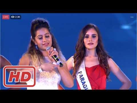[Beauty Contest]Miss Glam World 2018 - Top 15 Questions and Answers