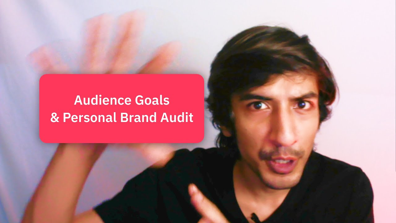 """""""Network is Networth"""" — Live Personal Brand Redesign: Audience, Goals, & Vision 