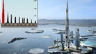 ONE MILE high skyscraper to be built in Japanese mega citywould be twice the height of Dubai's Burj
