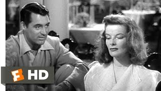 The Philadelphia Story (8/10) Movie CLIP - The True Love (1940) HD