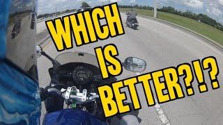 Sportbike or Supermoto/Dual Sport?