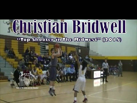 2013-2014 Official Season Mixtape Christian Bridwell Top Shooter in Midwest class of 2015