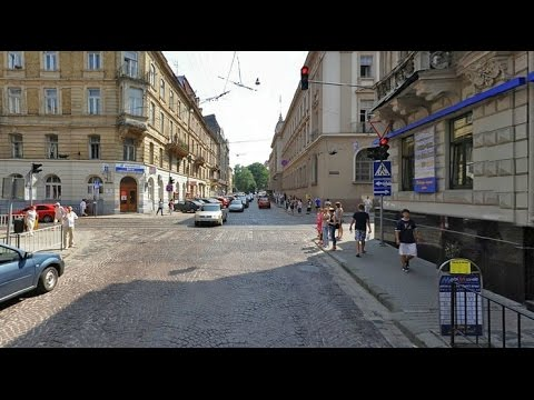 Прогулянками вулицями міста Львів.Чатина №5.  Walking the streets Lviv.Part №5.