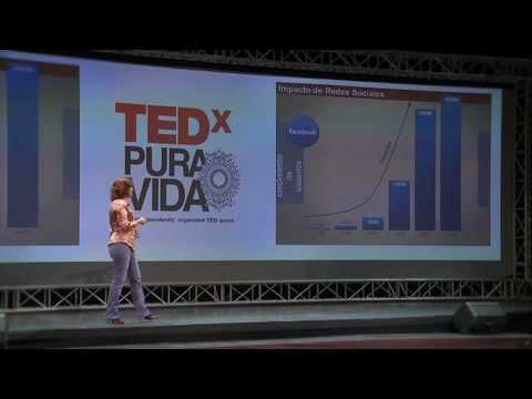 TEDxPuraVida - María Azúa