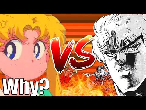 Why The Anime VS Manga War Exists