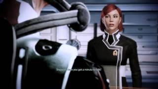 Mass Effect 2 (FemShep)  196  After Liara39;s Visit Mordin